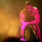 Mickael chippendales des Glamour Boys