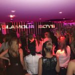 Spectacle chippendales des Glamour boys