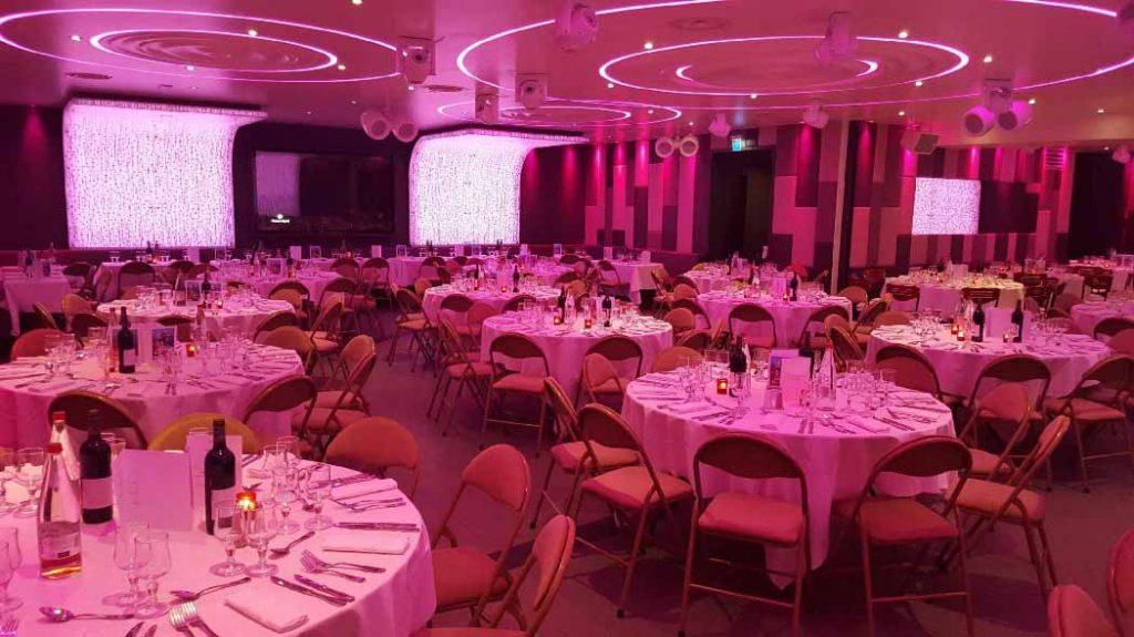 Diner spectacle chippendales au Duplex de Paris