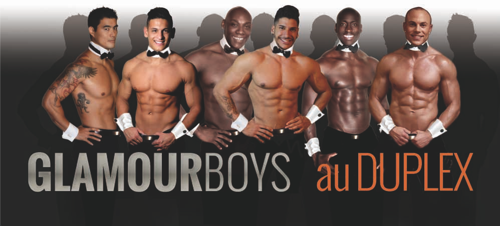 glamour boys chippendales